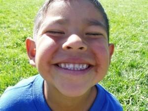 bimbo che sorride pediatrico 1
